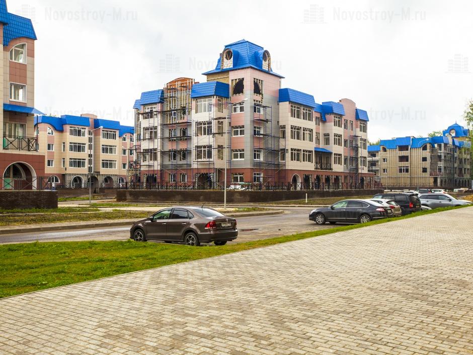 Однокомнатные квартиры с отделкой в москве первичное жилье