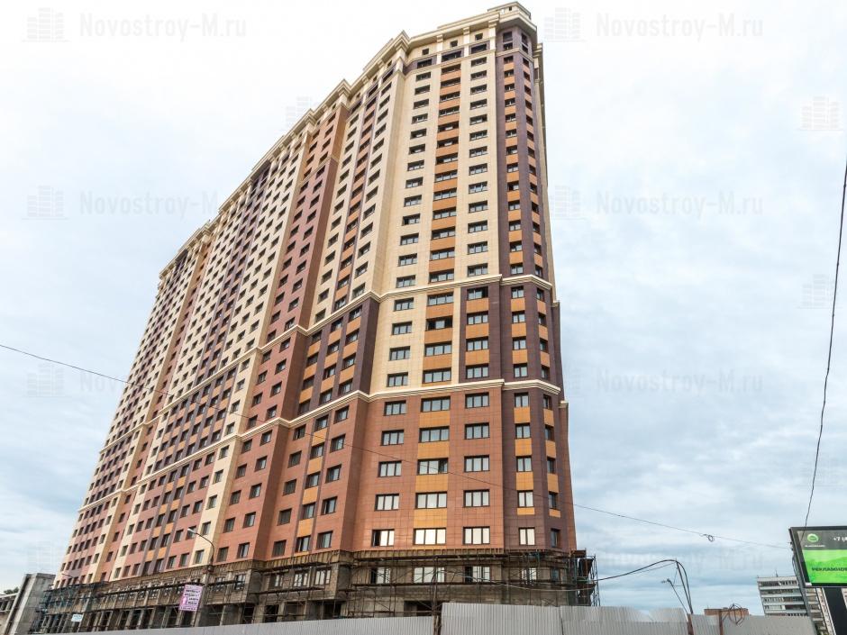 Москва купить однокомнатную квартиру с отделкой