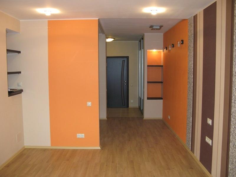 Дизайнерский ремонт квартир фото